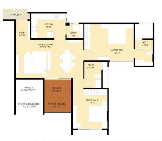 Marvel Fria-FloorPlan